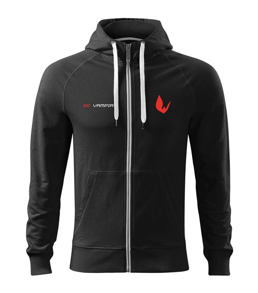 REAL VAMPIRE STYLE - Hoodie for Men Black / S
