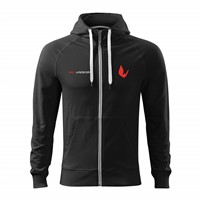 REAL VAMPIRE STYLE - Hoodie for Men Black / XXL