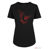 REAL VAMPIRE STYLE - T-shirt for Women, black / XS